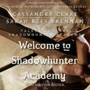 Welcome to Shadowhunter Academy