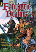 Fantastic Realms!: Draw Fantasy Characters, Creatures and Settings