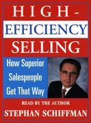 High Efficiency Selling: