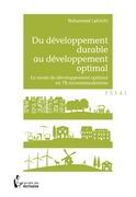 Du développement durable au développement optimal