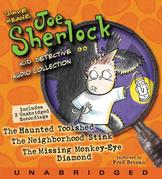 Joe Sherlock, Kid Detective Audio Collection