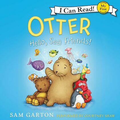 Otter: Hello, Sea Friends!