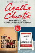 The Secret of Chimneys & A Murder is Announced Bundle