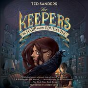 The Keepers #2: The Harp and the Ravenvine