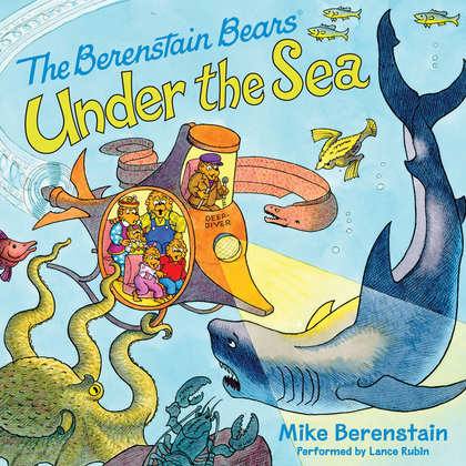 Berenstain Bears Under the Sea