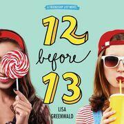 Friendship List #2: 12 Before 13