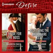 A Bride for the Boss & Redeeming the Billionaire SEAL