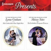 His Cinderella's One-Night Heir & His Forbidden Pregnant Princess