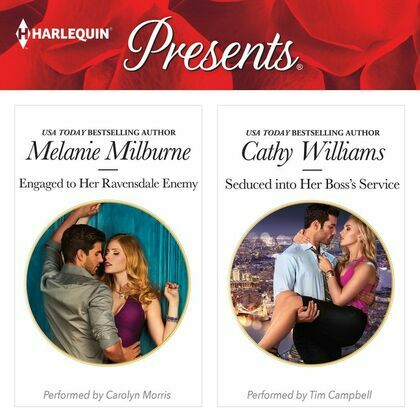 Engaged to Her Ravensdale Enemy & Seduced into Her Boss's Service