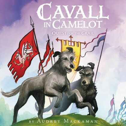 Cavall in Camelot #2: Quest for the Grail