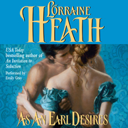 As an Earl Desires