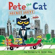 Pete the Cat: Secret Agent