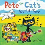 Pete the Cat's World Tour