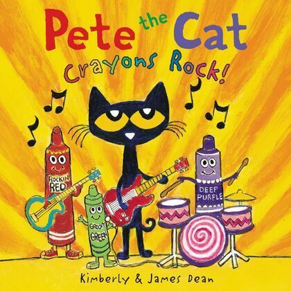 Pete the Cat: Crayons Rock!