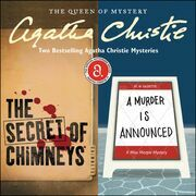 The Secret of Chimneys & A Murder Is Announced