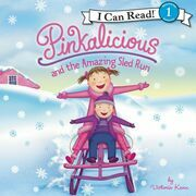 Pinkalicious and the Amazing Sled Run