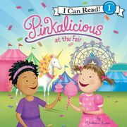 Pinkalicious at the Fair