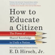 How to Educate a Citizen