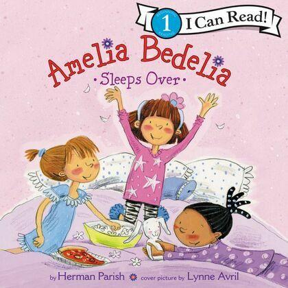 Amelia Bedelia Sleeps Over