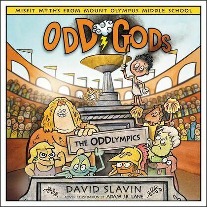 Odd Gods: The Oddlympics