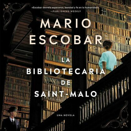 The Librarian of Saint-Malo  La bibliotecaria de Saint-Malo