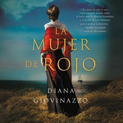 The Woman in Red  La mujer de rojo (Spanish edition)