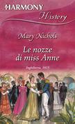 Le nozze di Miss Anne