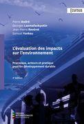 Évaluation des impacts sur l'environnement (L'), 4e édition