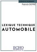 Lexique technique automobile