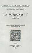 La Sophonisbe