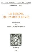 Le Miroir de l'amour divin