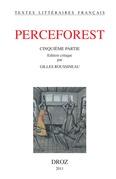 Le Roman de Perceforest. Cinquième partie