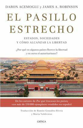 El pasillo estrecho (Edición mexicana)