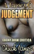 A Lapse Of Judgement - Explicit Edition