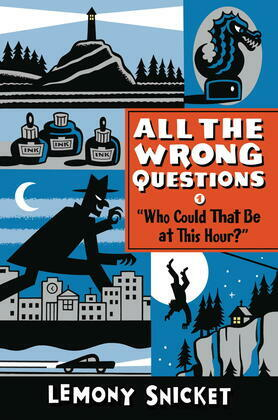 """Who Could That Be at This Hour?"" Free Preview Edition (The First 4 Chapters)"