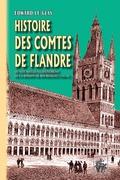 Histoire des Comtes de Flandre (Tome 2 : du XIIIe siècle à l'avènement de la Maison de Bourgogne)