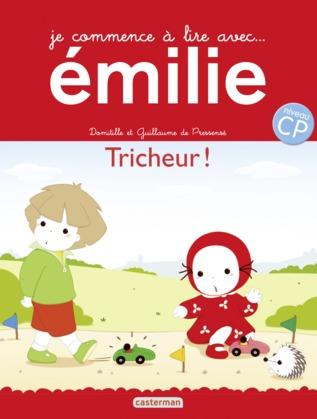 Je commence à lire avec Émilie - Tricheur !