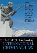 The Oxford Handbook of International Criminal Law