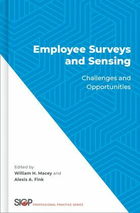 Employee Surveys and Sensing