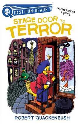Stage Door to Terror