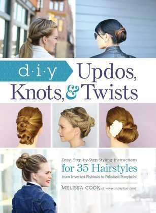 DIY Updos, Knots, & Twists
