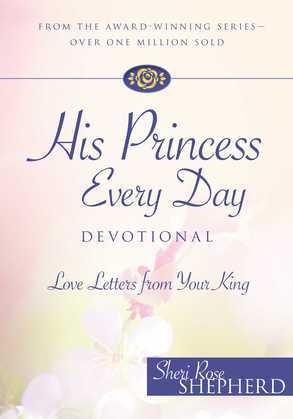 His Princess Every Day Devotional