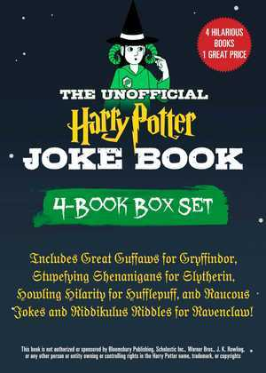 The Unofficial Harry Potter Joke Book 4-Book Box Set