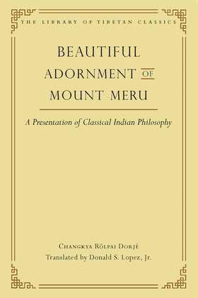 Beautiful Adornment of Mount Meru