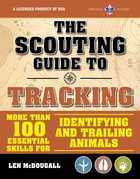 The Scouting Guide to Tracking:  An Officially-Licensed Book of the Boy Scouts of America