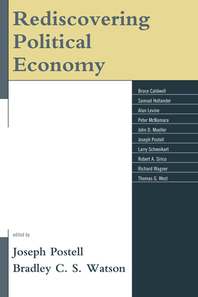 Rediscovering Political Economy