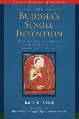 The Buddha's Single Intention
