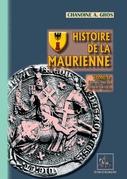 Histoire de la Maurienne (Tome 2)