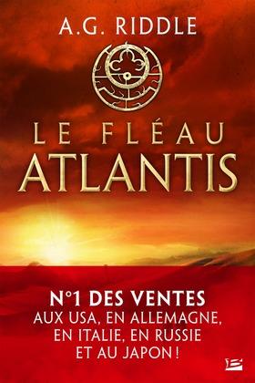 Image de couverture (Le Fléau Atlantis)