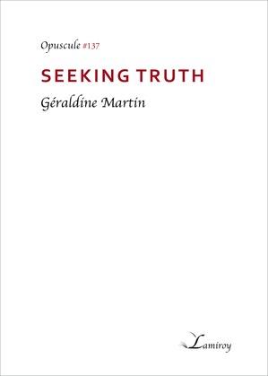 Seeking truth